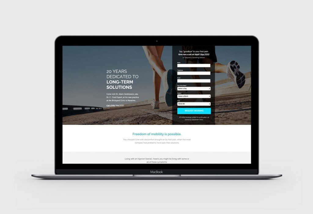 dr-z-landing-page-above-the-fold